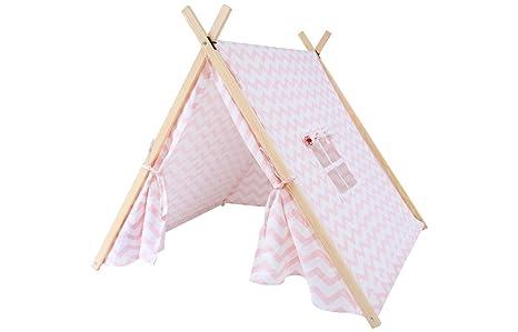 La tenda per giocare u casa e trend
