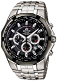 Casio General Men's Watches Edifice Chronograph EF-540D-1AVDF – WW, Watch Central