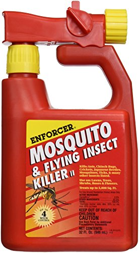 Enforcer PFI32 Mosquito & Flying Insect Killer, 32 oz by Enforcer