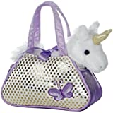 "Aurora Unicorn Fancy Pals Purse 8"" Unicorn"