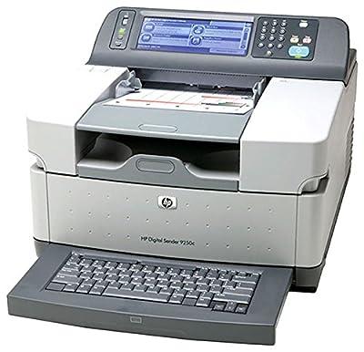 HP Digital Sender 9250c Pass Through Document Scanner Copy/Fax/Scan (CB472A)