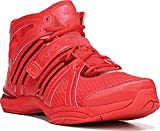 Ryka Women's Tenacity High Top Training Shoes Red 9 / M and HDO Workout Headband Bundle
