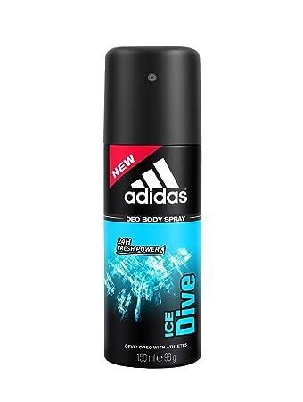 Adidas Ice Dive Deodorant Body Spray, 150ml