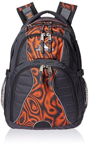 High Sierra Swerve Backpack, Mercury/Faze