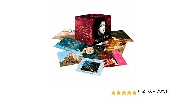 Alicia De Larrocha: Grabaciones Completas En Decca - Edición ...
