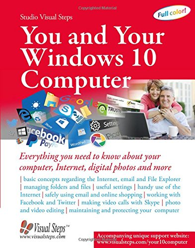 You and Your Windows 10 Computer: Everything you need to know about (Elevation Computer)