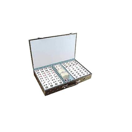 Engelhart - Chino Mahjong Juegos de mesa para adultos - 250400 ...