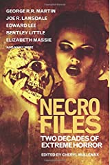 Necro Files: Two Decades of Extreme Horror Paperback