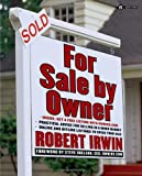 For Sale by Owner, Robert Irwin, 1427797463