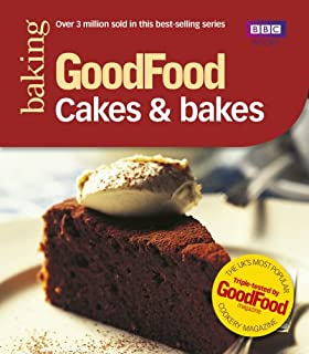 Good food bakes cakes amazon good food guides good food 101 cakes bakes tried and tested recipes forumfinder Images