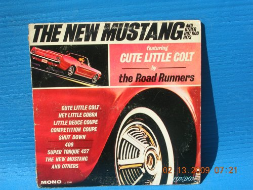 The New Mustang and Other Hot Rod Hits ()