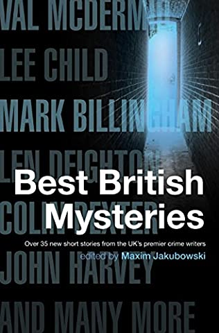 book cover of The Mammoth Book of British Mysteries
