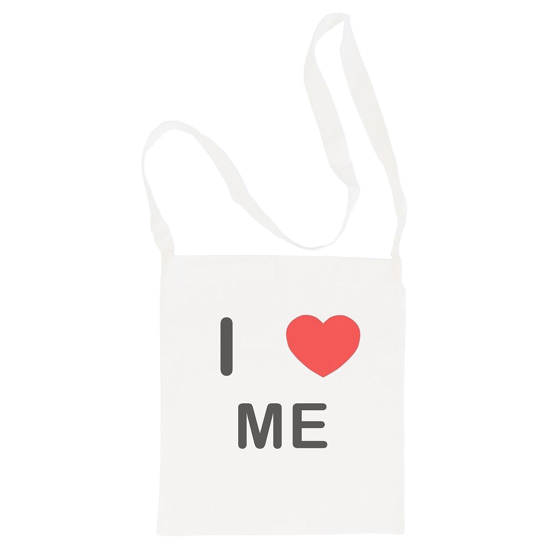 Sac /à provisions en Coton Maxi I Love Me