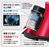 Toshiba cyclone cleaner (power brush) Gran Red [cleaner] TORNEO mini (Torneo mini) VC-C3-R®