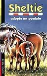 Sheltie, Tome 22 : Sheltie adopte un poulain par Clover