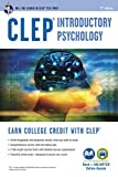 img - for CLEP  Introductory Psychology Book + Online (CLEP Test Preparation) book / textbook / text book