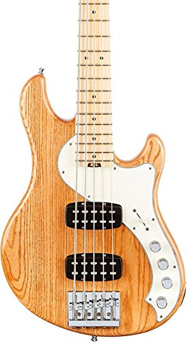 Fender American Elite  Dimension Bass V - Natural -  0193002721