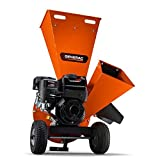 Generac G384173 3-Inch Gas Powered Chipper Shredder - 50 State/CSA Compliant