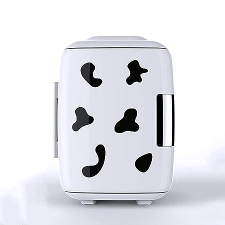 Mini Nevera personal compacta y portátil Se enfría y calienta 4 ...