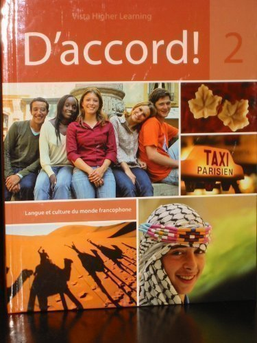 French 2 Student Activities (D'Accord! Level 2 Student Edition)