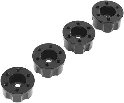 RC4WD 1.9//2.2 6 Lug Steel Wheel Hex Hub 6 Offset Z-S0779
