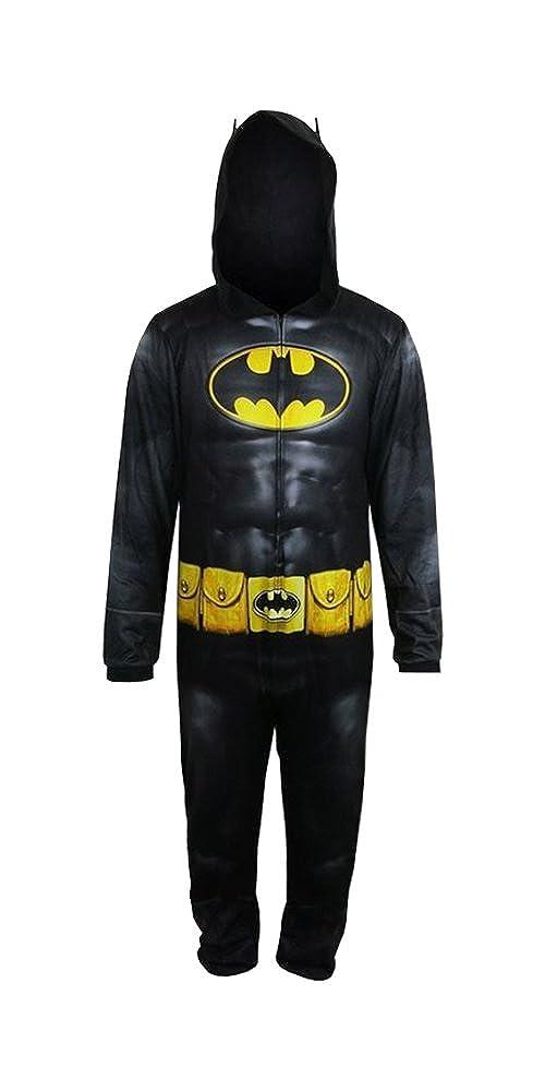 DC Comics Batman Dark Knight Uniform Men's Union Suit Briefly Stated