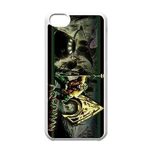 IPhone 5C Phone Case for Classic movie Aquaman theme pattern design GCMAMT884323