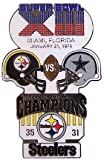 Super Bowl XIII Oversized Commemorative Pin