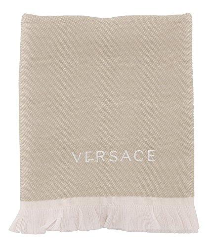 Versace-IT00635-CORDA-Soft-Green-100-Wool-Mens-Scarf