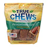 Cheap True Chews Premium Jerky Cuts Made with Real Duck, 22 oz