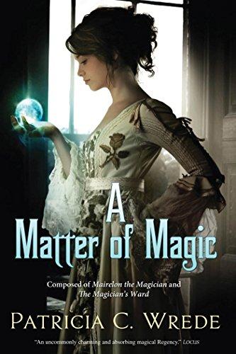 Amazon A Matter Of Magic Mairelon And The Magicians Ward