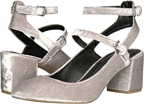buy cheap outlet store fashionable for sale Rebecca Minkoff Women's Brooke Mary Jane Pumps Putty Velvet clearance outlet locations clearance shopping online Kbr5vJV