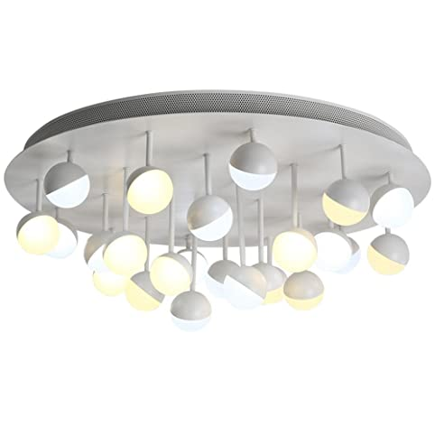 Henley Round Contemporary 48 W LED Lamps LED Ceiling Lighting Ceiling  Lights Living Room Bedroom Creative