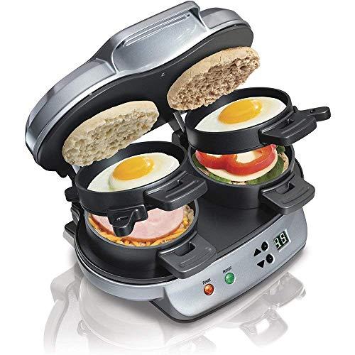 duel breakfast sandwich maker - 7