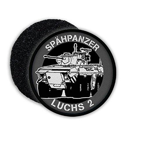 Reconnaissance Tank - Peeking tank lynx 2 SpPz tank reconnaissance Bundeswehr crest badge uniform army reconnaissance aircraft - Patch/Patches