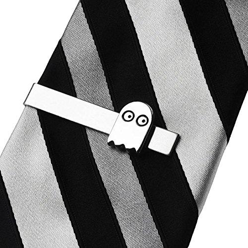 Quality Handcrafts Guaranteed Pacman Tie Clip]()