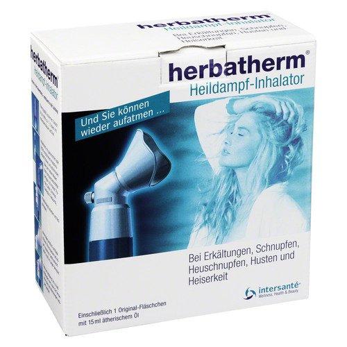 Herbatherm Dampf-Inhalator HT-10, 1 St