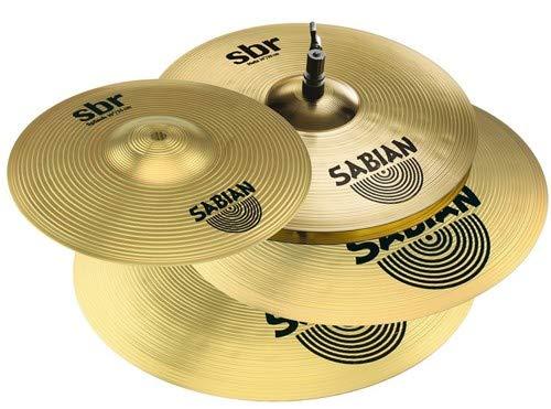 Sabian Cymbal Variety Package (SBR5003G) by Sabian