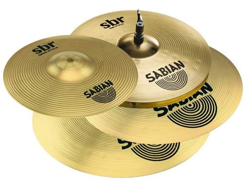 Sabian Cymbal Variety Package (SBR5003G) (Sabian Packages Cymbal)