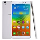 Unlocked Lenovo Note 8 A936 6 inch IPS Capacitive Screen Android OS 4.4 Smart Phone MT6752 Octa Core 1.7GHz RAM 1GB ROM 8GB Bluetooth WiFi GPS Dual SIM 13.0 MP Camera 4G FDD LTE (White add 16GB TF Card)