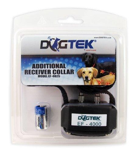 Dogtek Additional Dog Collar For Electronic Dog Fence