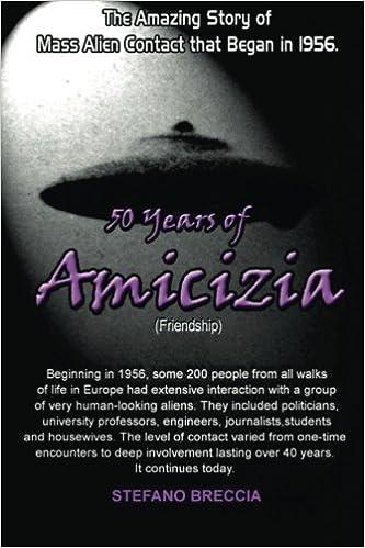 50 Years of Amicizia (Friendship): Amazon.co.uk: Breccia, Stefano ...