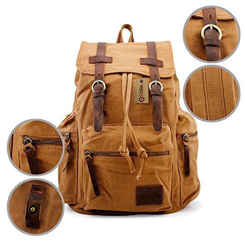 GEARONIC TM Backpack Rucksack Knapsack