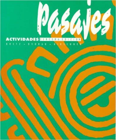 Pasajes Actividades (Vol 4)