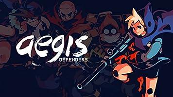 Aegis Defenders- All Skins Bundle - Nintendo Switch [Digital Code]