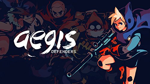 Aegis Defenders- All Skins Bundle - Nintendo Switch [Digital Code] by Humble Bundle, Inc. (Image #7)