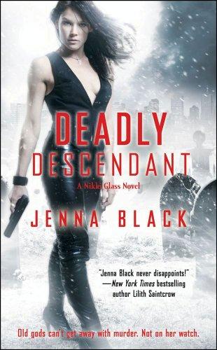 Deadly Descendant (Nikki Glass Book ()