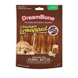 DreamBone Chicken Wrap Reg Stick Peanut Butter 10 Regular Size Sticks Review