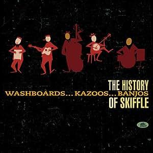 Washboards...Kazoos...Banjos: The History of Skiffle