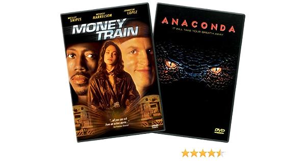Anaconda [Reino Unido] [DVD]: Amazon.es: Jennifer Lopez, Ice ...